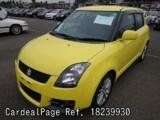 Used SUZUKI SWIFT Ref 239930