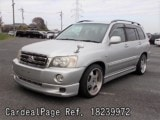 D'occasion TOYOTA KLUGER Ref 239972