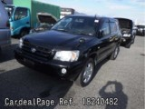 Used TOYOTA KLUGER Ref 240482