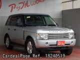Used LAND ROVER LAND ROVER RANGE ROVER Ref 240519