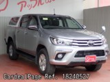 Used TOYOTA HILUX Ref 240527
