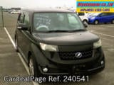Used TOYOTA BB Ref 240541