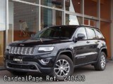 Used CHRYSLER CHRYSLER JEEP GRAND CHEROKEE Ref 240683
