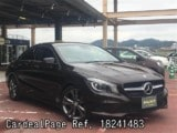 Used MERCEDES BENZ BENZ CLA-CLASS Ref 241483