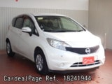 Used NISSAN NOTE Ref 241944