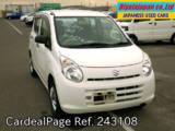 Used SUZUKI ALTO Ref 243108