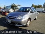 Used HONDA FIT ARIA Ref 243116