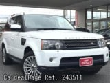 Used LAND ROVER LAND ROVER RANGE ROVER Ref 243511