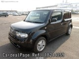 Used NISSAN CUBE Ref 244359