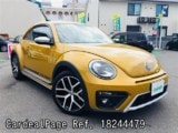 Used VOLKSWAGEN VW THE BEETLE Ref 244479