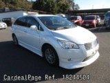 Used TOYOTA MARK X ZIO Ref 244504