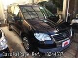 Used VOLKSWAGEN VW GOLF TOURAN Ref 244537