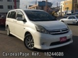 D'occasion TOYOTA ISIS Ref 244608