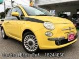 Used FIAT FIAT 500 Ref 244656