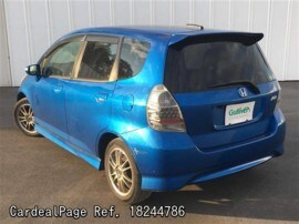 HONDA FIT GD3 Big2