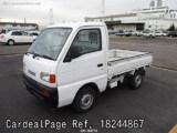 Used SUZUKI CARRY TRUCK Ref 244867