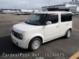 Used NISSAN CUBE Ref 244879