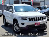 Used CHRYSLER CHRYSLER JEEP GRAND CHEROKEE Ref 244901