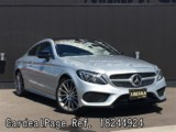 Used MERCEDES BENZ BENZ C-CLASS Ref 244924