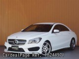 Used MERCEDES BENZ BENZ CLA-CLASS Ref 244971
