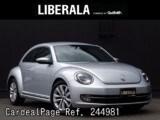 Used VOLKSWAGEN VW THE BEETLE Ref 244981