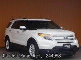Used FORD FORD EXPLORER Ref 244998
