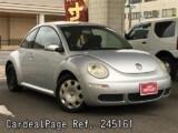 Used VOLKSWAGEN VW NEW BEETLE Ref 245161