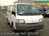 Used MAZDA BONGO VAN Ref 245248