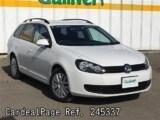 Usado VOLKSWAGEN VW GOLF VARIANT Ref 245337