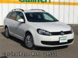 Used VOLKSWAGEN VW GOLF VARIANT Ref 245337