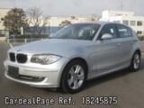 Used BMW BMW 1 SERIES Ref 245875