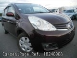 Used NISSAN NOTE Ref 246068