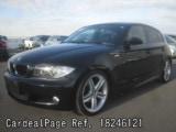 Used BMW BMW 1 SERIES Ref 246121
