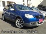 Used VOLKSWAGEN VW CROSS POLO Ref 246245