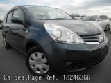 Used NISSAN NOTE Ref 246366