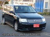 Used TOYOTA SUCCEED WAGON Ref 246433