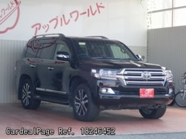 TOYOTA LAND CRUISER URJ202W Big1
