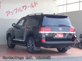 TOYOTA LAND CRUISER URJ202W Big2