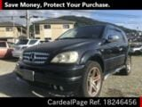 Used MERCEDES BENZ BENZ M-CLASS Ref 246456