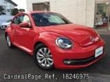 Used VOLKSWAGEN VW THE BEETLE Ref 246975