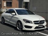 Used MERCEDES BENZ BENZ CLA-CLASS Ref 247063