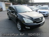 Used TOYOTA HARRIER Ref 247104