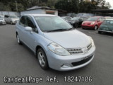 Used NISSAN TIIDA LATIO Ref 247106