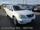 Used TOYOTA HARRIER Ref 247169