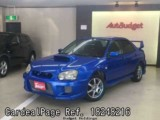 Used SUBARU IMPREZA WRX Ref 248216