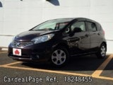 Used NISSAN NOTE Ref 248455