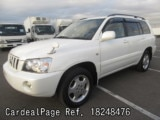 Used TOYOTA KLUGER Ref 248476