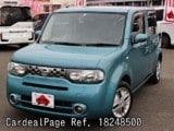 Used NISSAN CUBE Ref 248500