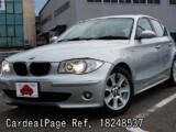 Used BMW BMW 1 SERIES Ref 248537