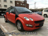 Used SMART SMART FORFOUR Ref 248747